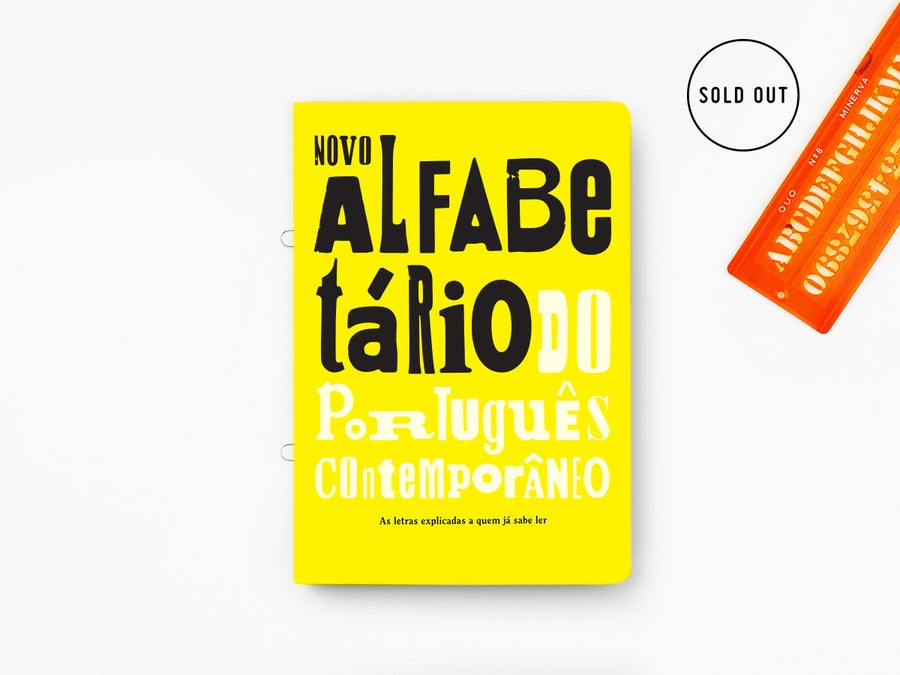 Image of NOVO ALFABETÁRIO DO PORTUGUÊS CONTEMPORÂNEO, de Luís Leal Miranda. Ed. Livraria Plutão