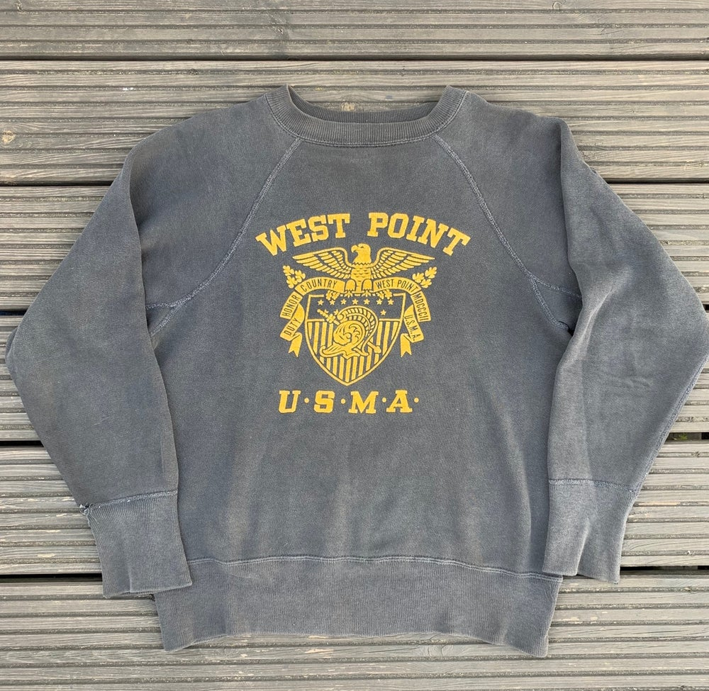 Image of Vintage West Point U. S. M. A. SWEATSHIRT