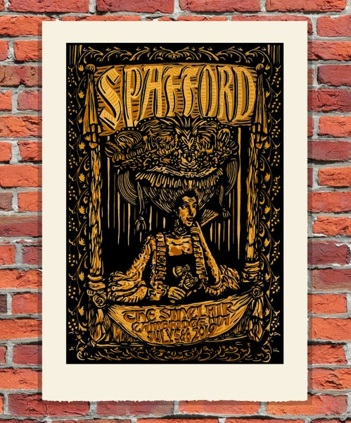 Image of Spafford Cambridge Print 7/5-6/2019