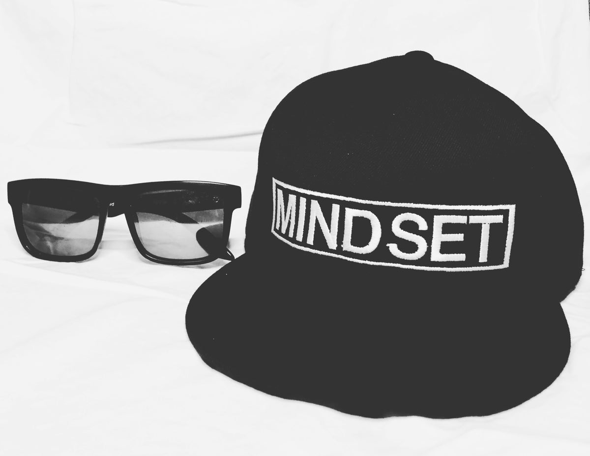 Image of MINDSET APPAREL Original snapback hat