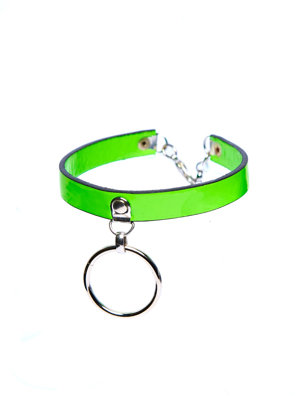 Image of LOVELY NEON GREEN CHOKER