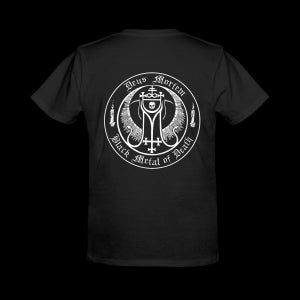 Image of DEUS MORTEM - 'Demons of Matter and the Shells of the Dead' men's t-shirt
