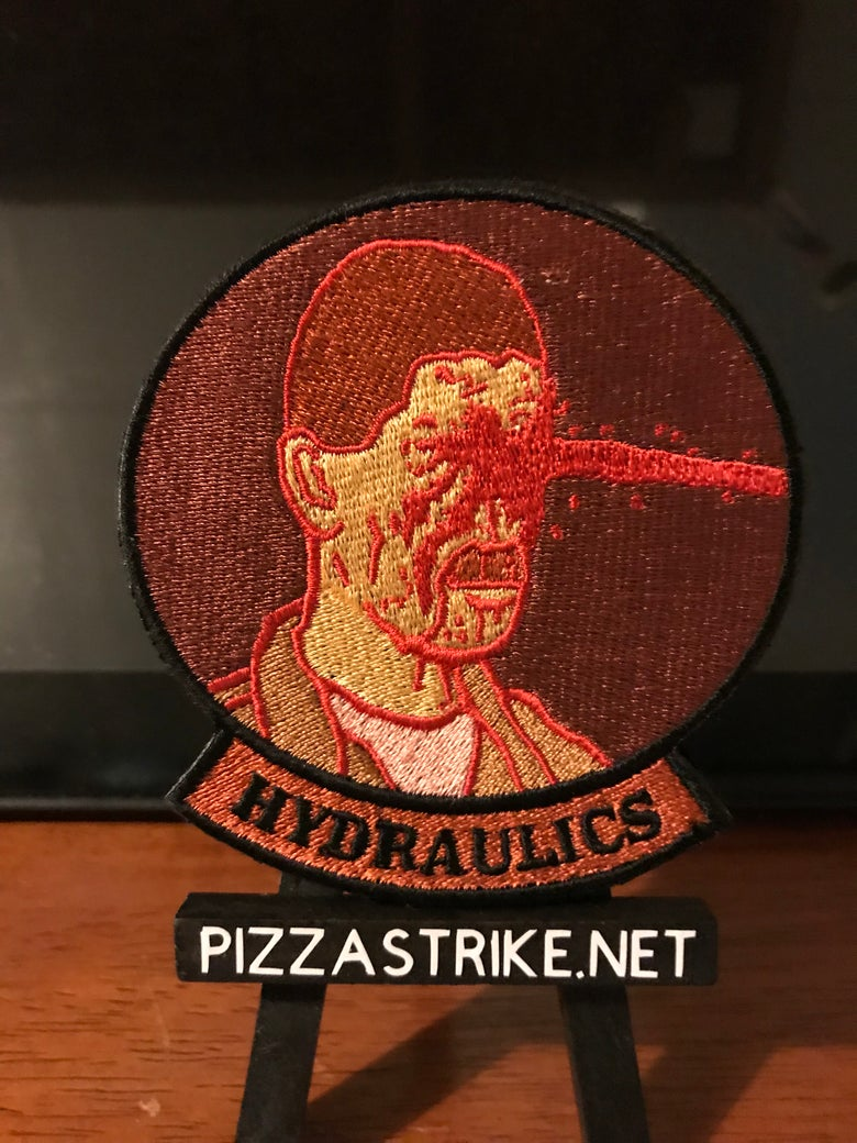 Image of Hydraulics Patch