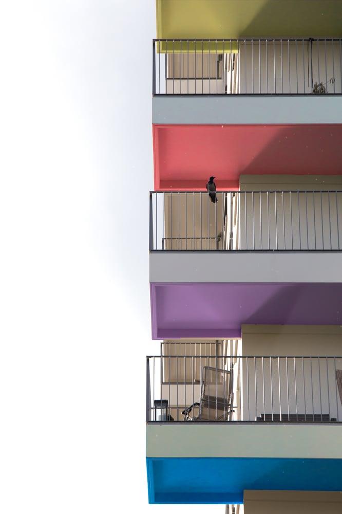 Image of Berlin Complex (4 prints)