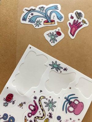 Plant Sticker Sheet!