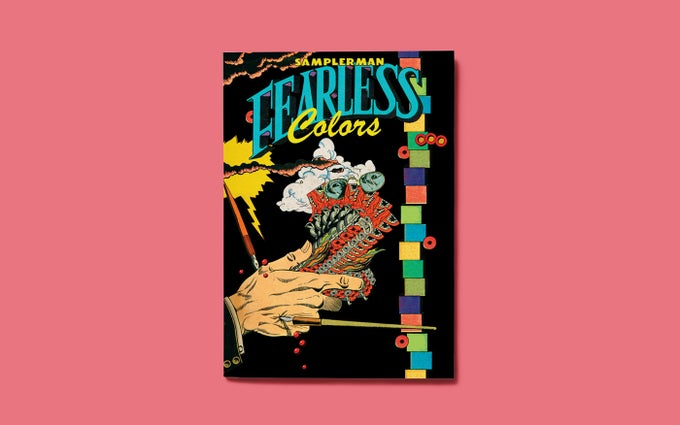 Image of FEARLESS COLORS