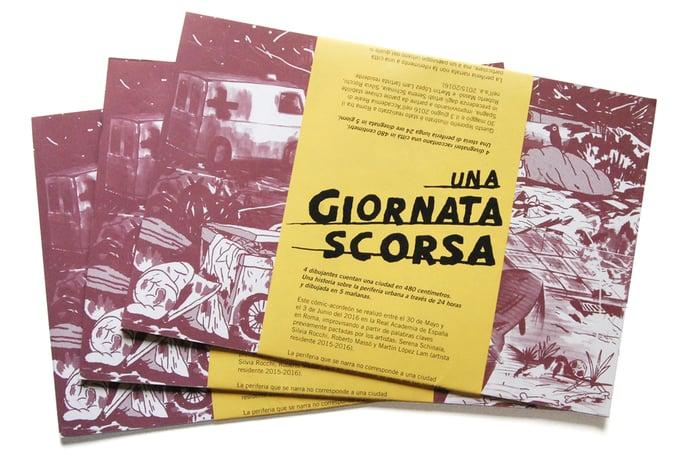 Image of UNA GIORNATA SCORSA