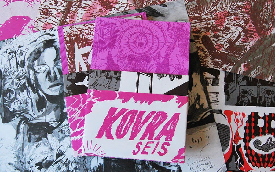 Image of KOVRA#6