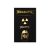 Megadeth Enamel Pin Set