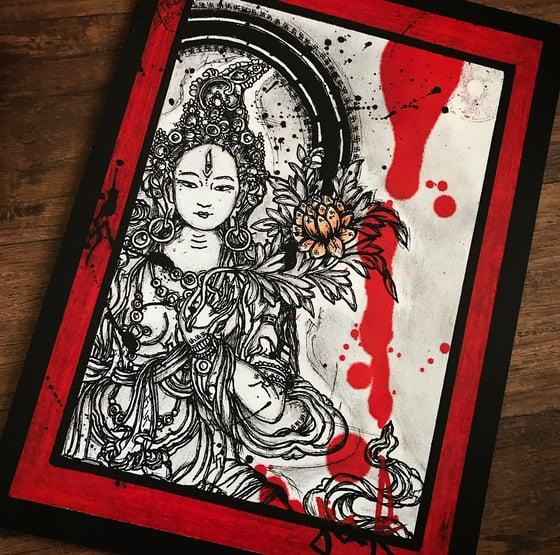 Image of Tara prints