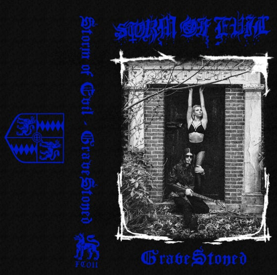 Image of Storm of Evil - GraveStoned (MC)