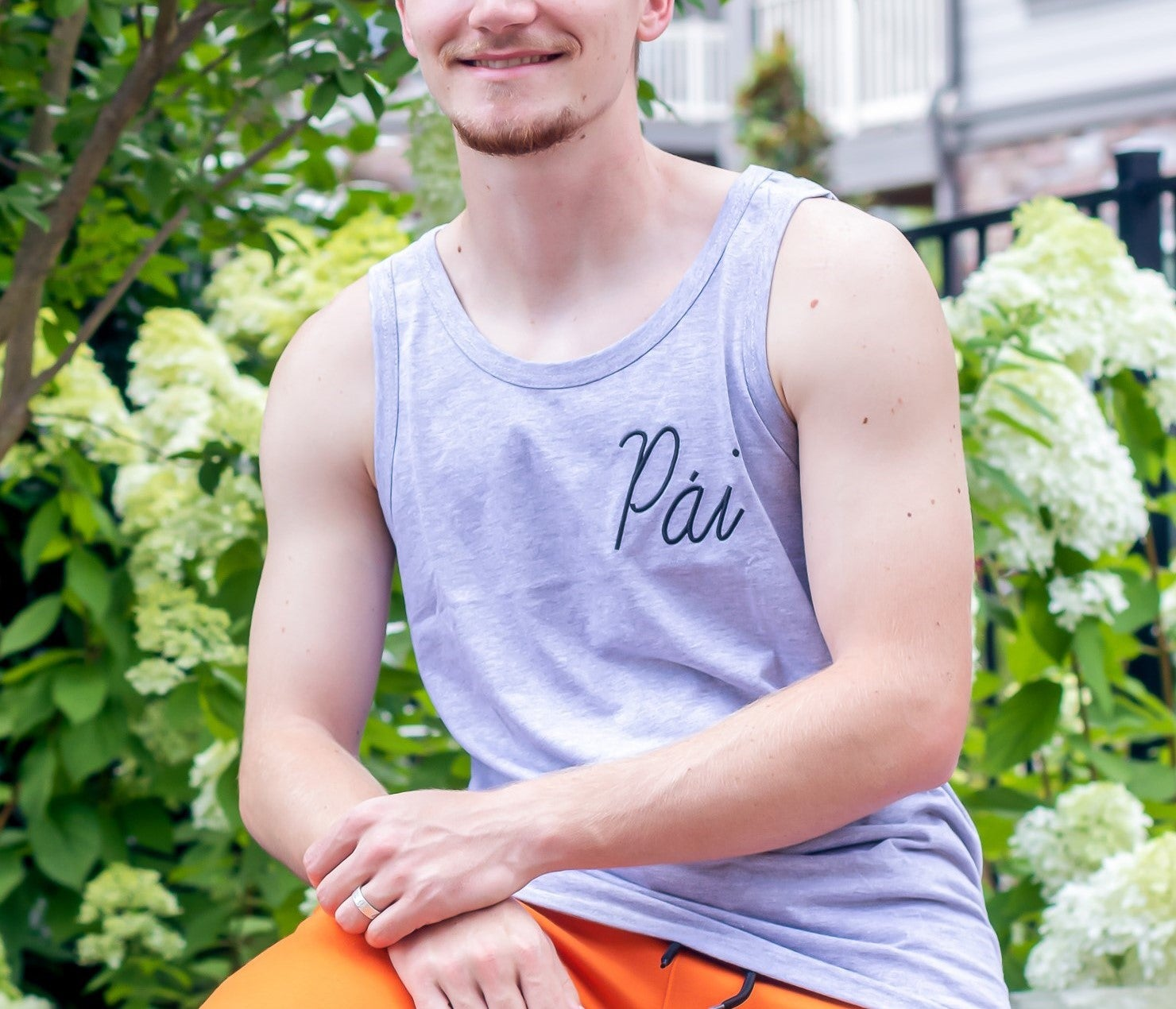 Image of Cinereal Tank Top