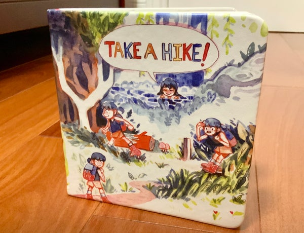 Image of Take a Hike! Sketchbook