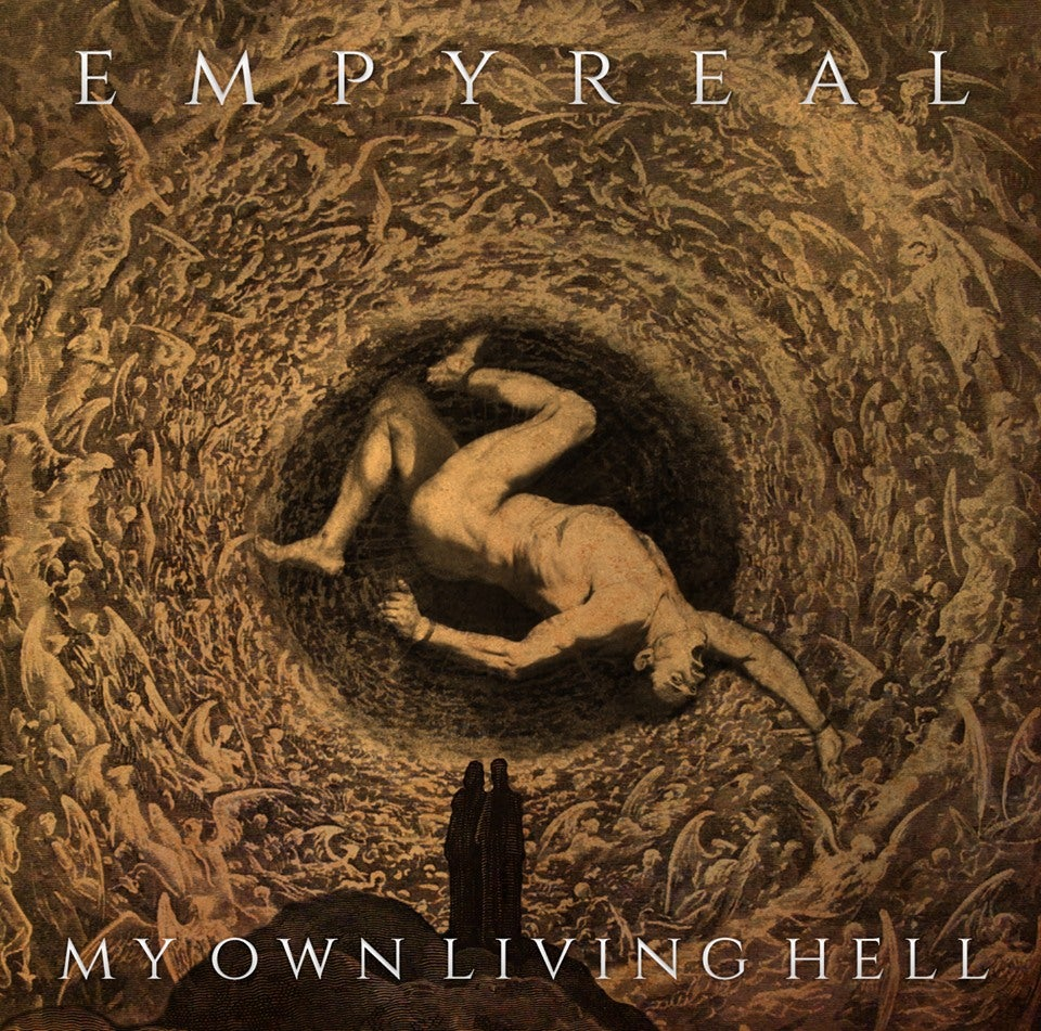 """Image of CD """"My Own Living Hell"""""""