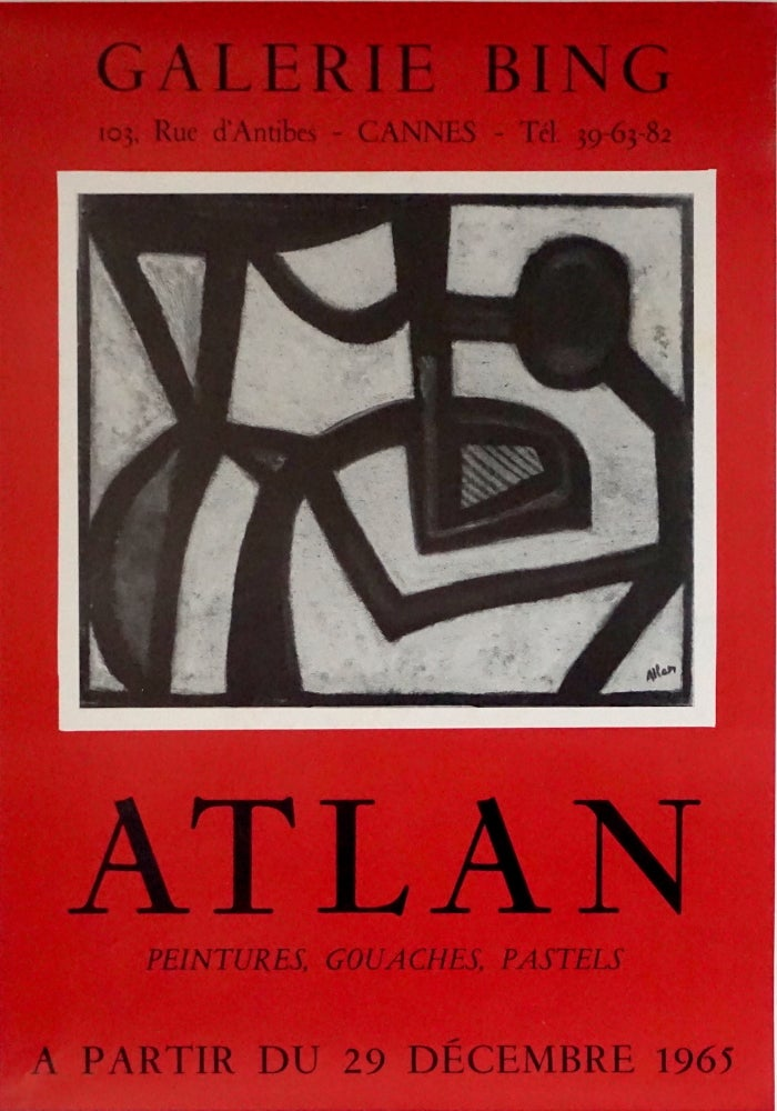 Image of poster / atlan
