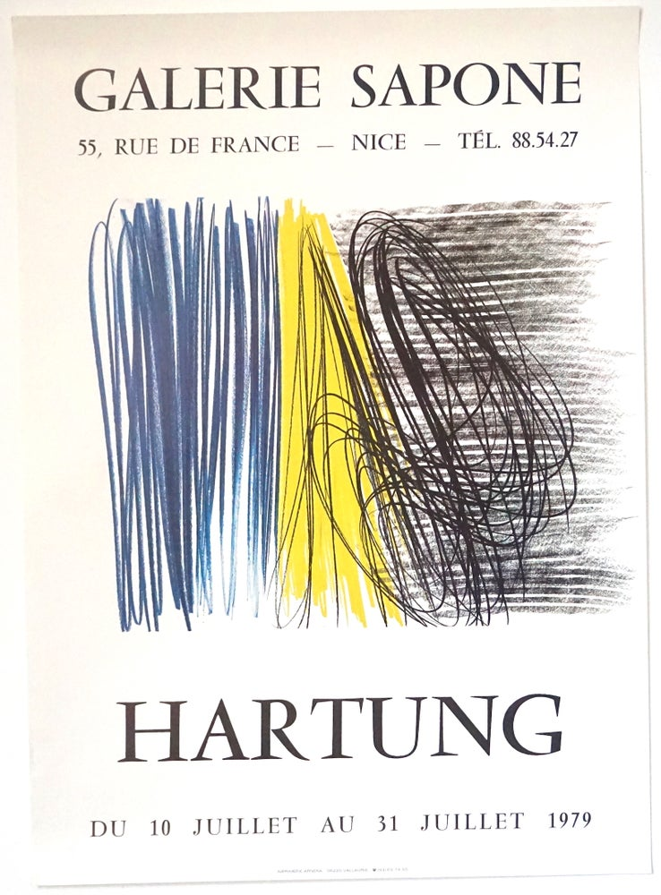 Image of poster / hartung