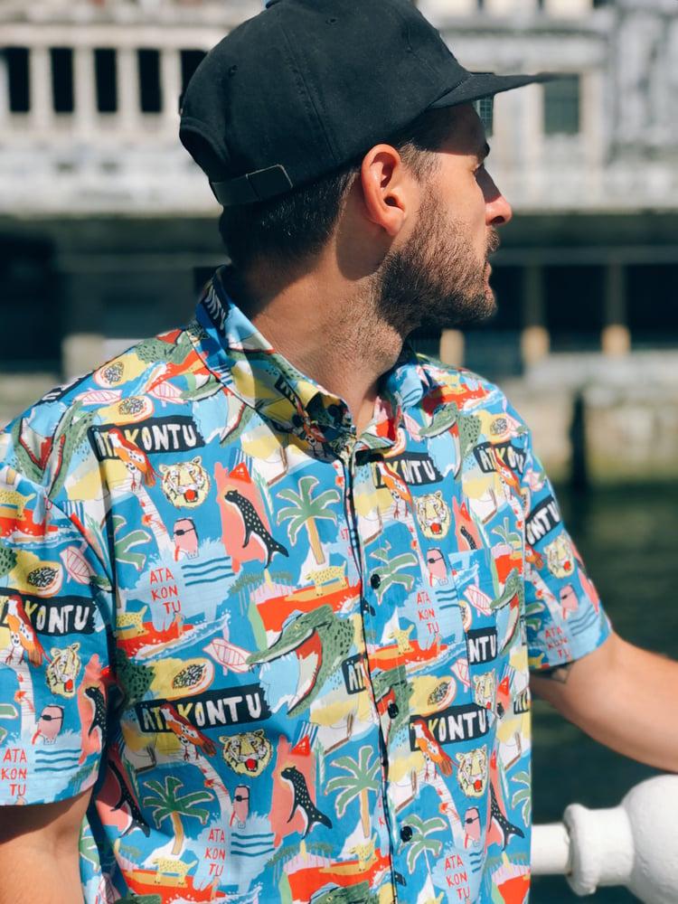 """Image of Camisa """"Viñales"""""""