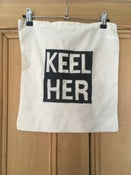 Image of Keel Her Tote Bag (Limited Edition)