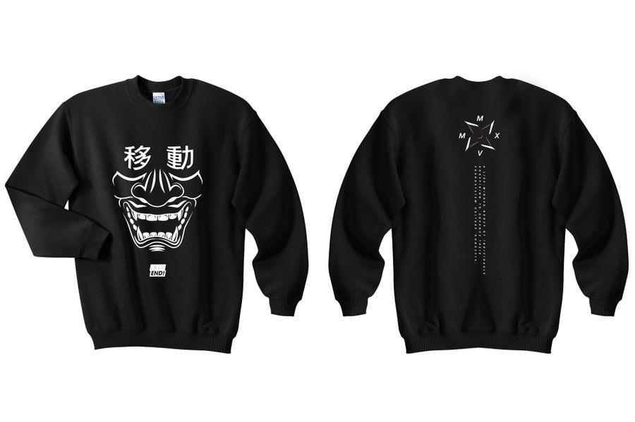 Image of DeepEnd! Vampire sweater