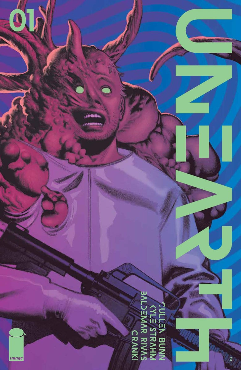 Image of UNEARTH #1 - Cullen Bunn Creator Variant