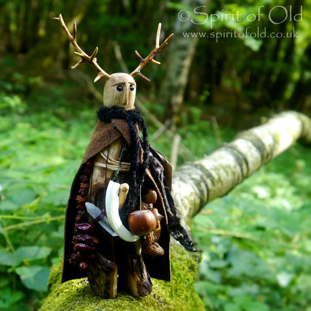 Image of Forest God figure (TS031)
