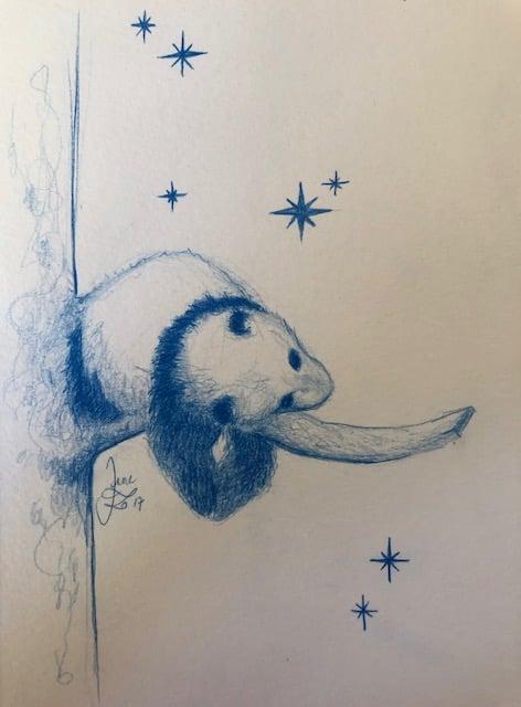 Image of Original 12 - Pandaaaa