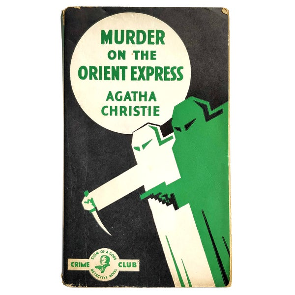 Image of Agatha Christie - Murder on the Orient Express