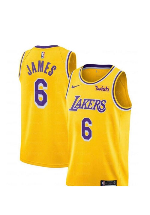 Image of Lebron James Lakers Jersey #6