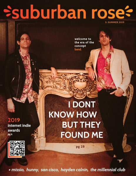 Image of Issue Five: I DONT KNOW HOW BUT THEY FOUND ME (iDKHOW)