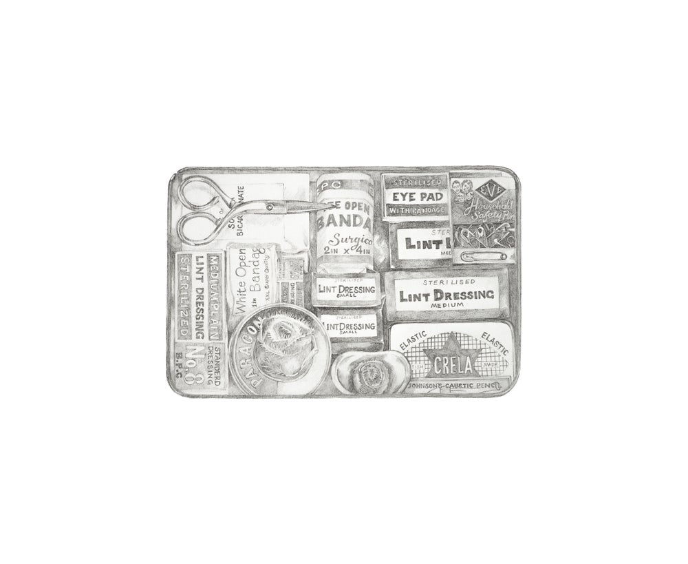 Image of Bradex First Aid Kit