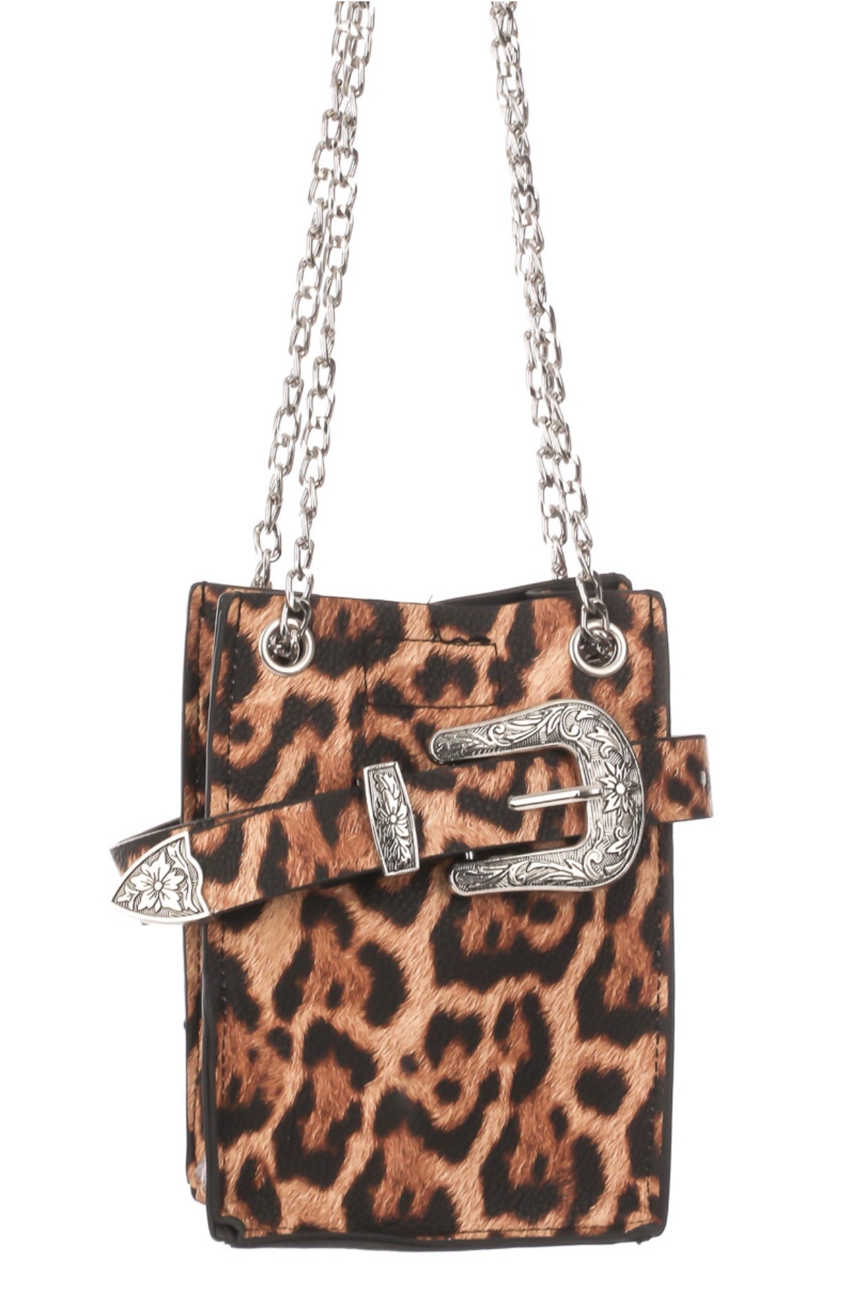 Image of Cheetah Satchel