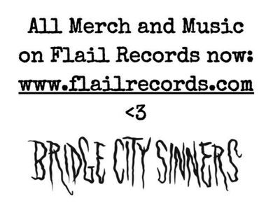 Image of Merch has moved to FlailRecords.com