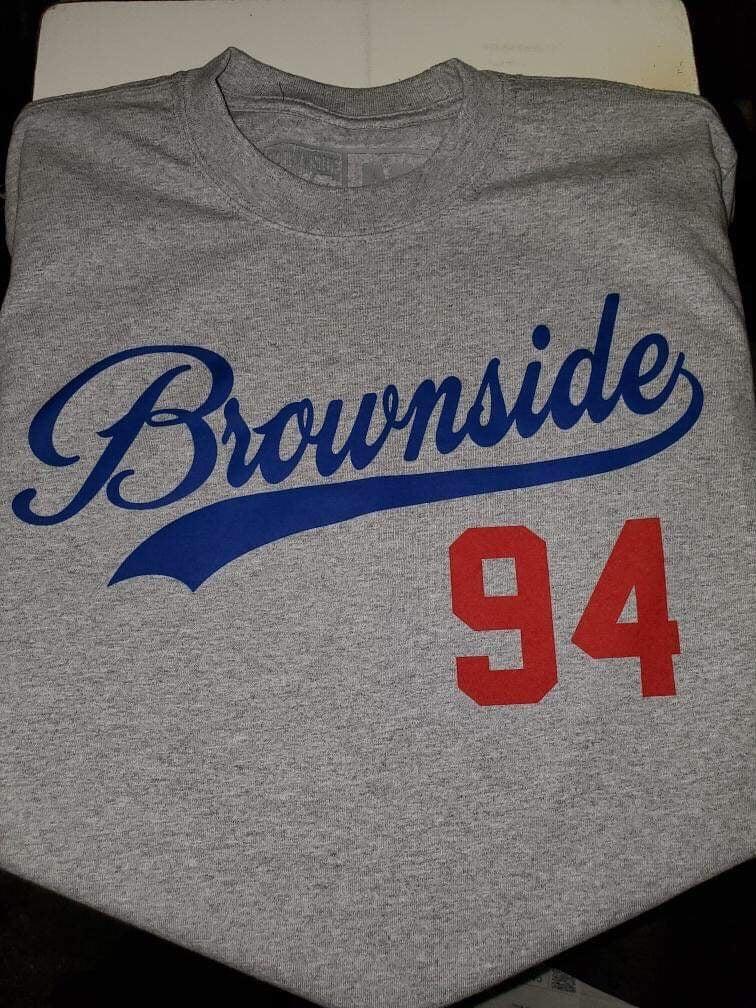 Image of BROWNSIDE Men Baseball tee