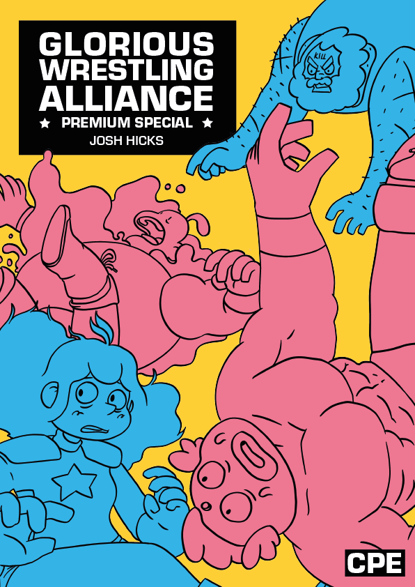 Image of GLORIOUS WRESTLING ALLIANCE: PREMIUM SPECIAL + PRE-ORDER +