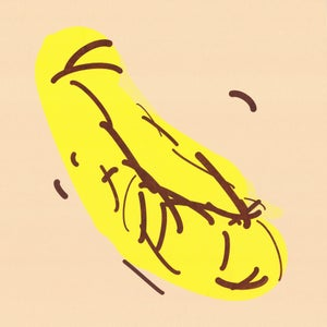 Image of Banana (trial proofs)