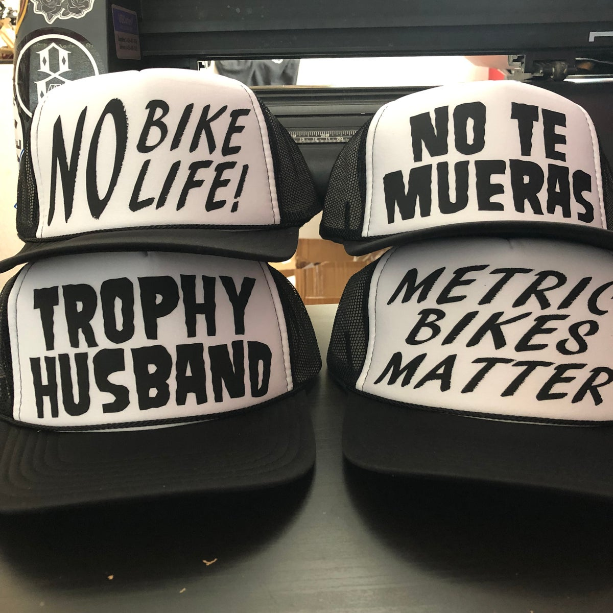 Image of Phrase hats