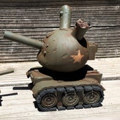 "Image of 5"" Dunny Tank"