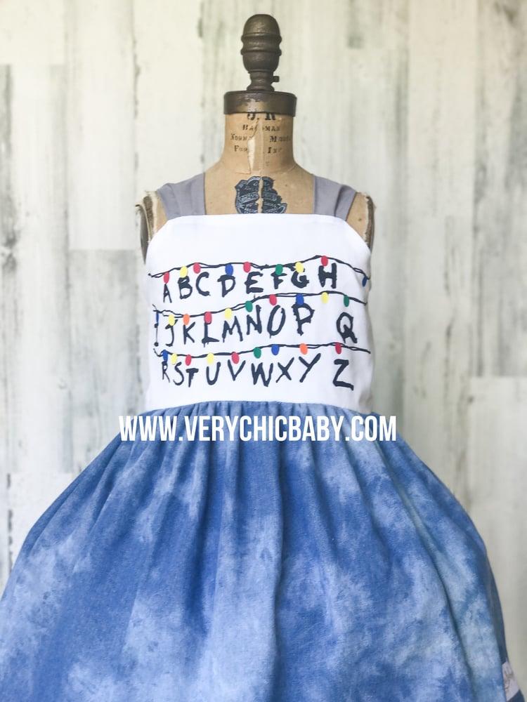 Image of Stranger Things Dress