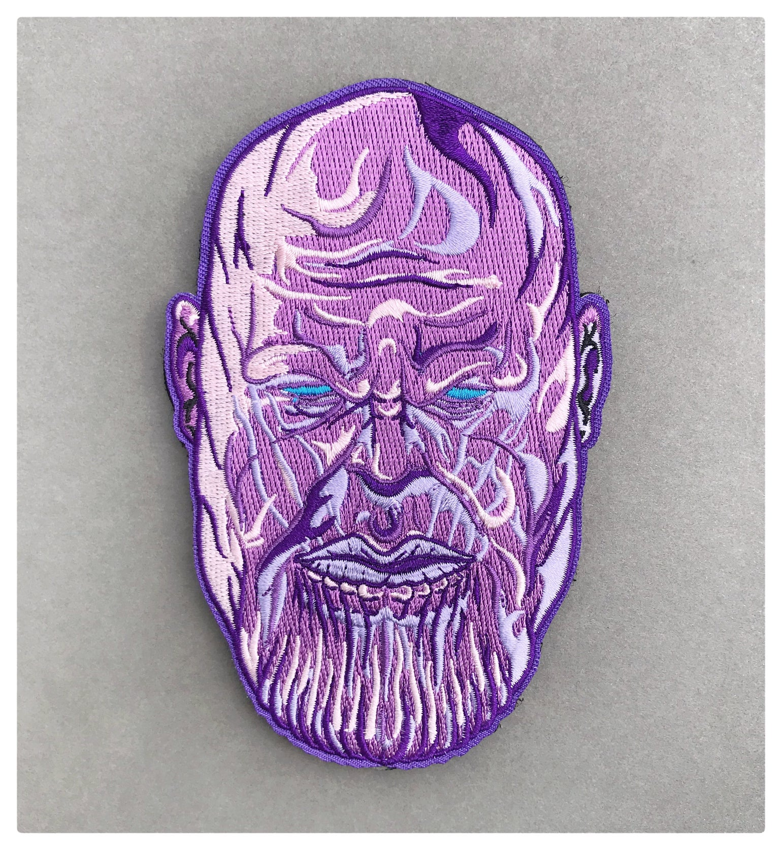 Image of Purple Reign patch