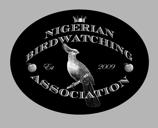 Image of Nigerian Birdwatching Association Sticker