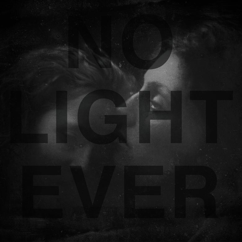 Image of Glacier 'No Light Ever' 12""
