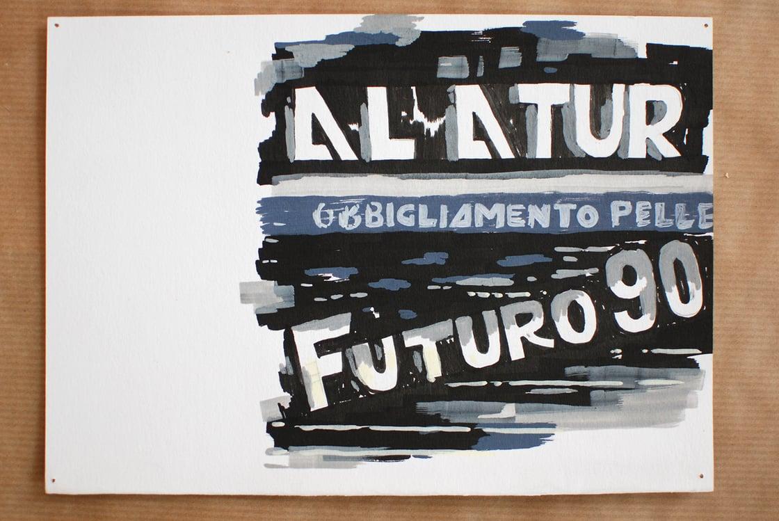 Image of FUTURO 90