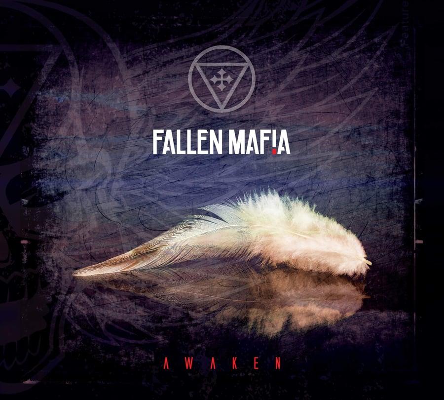 Image of Fallen Mafia - Awaken Signed CD