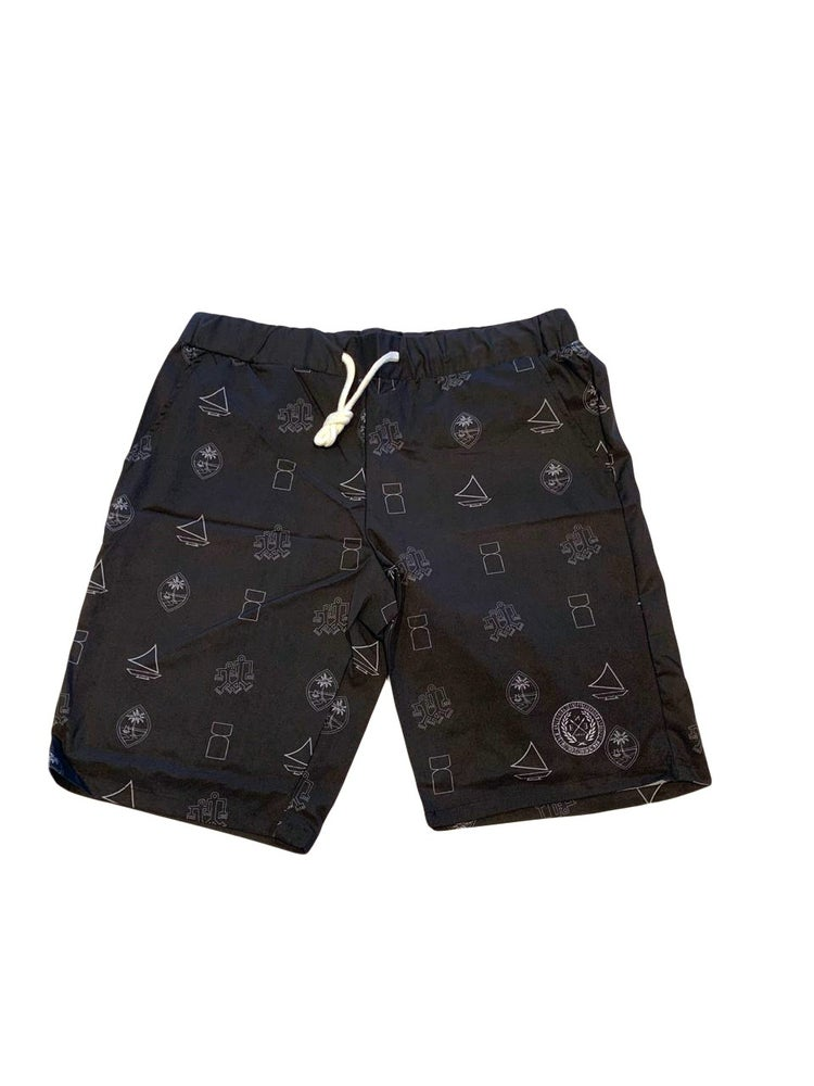 Image of SYMBOLS BOARD SHORTS