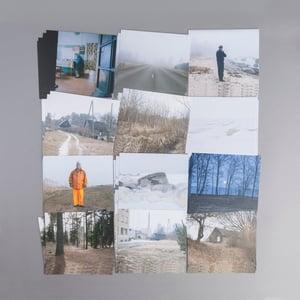 Image of Homeland postcard collection