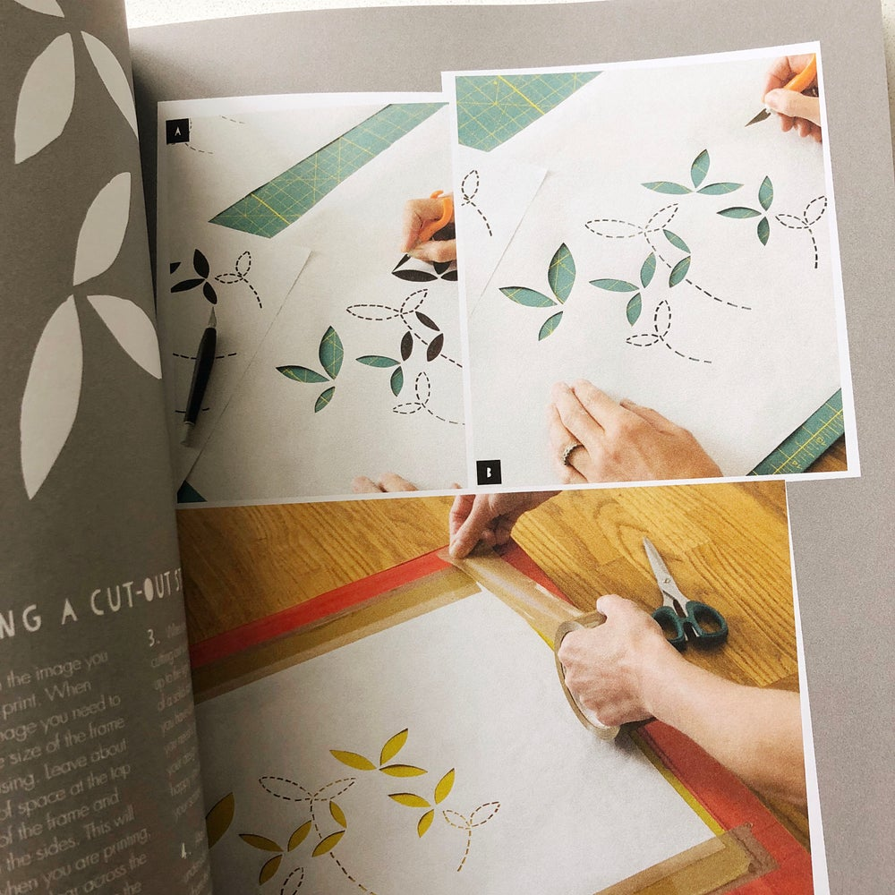 Image of Screen Printing at Home - signed copy