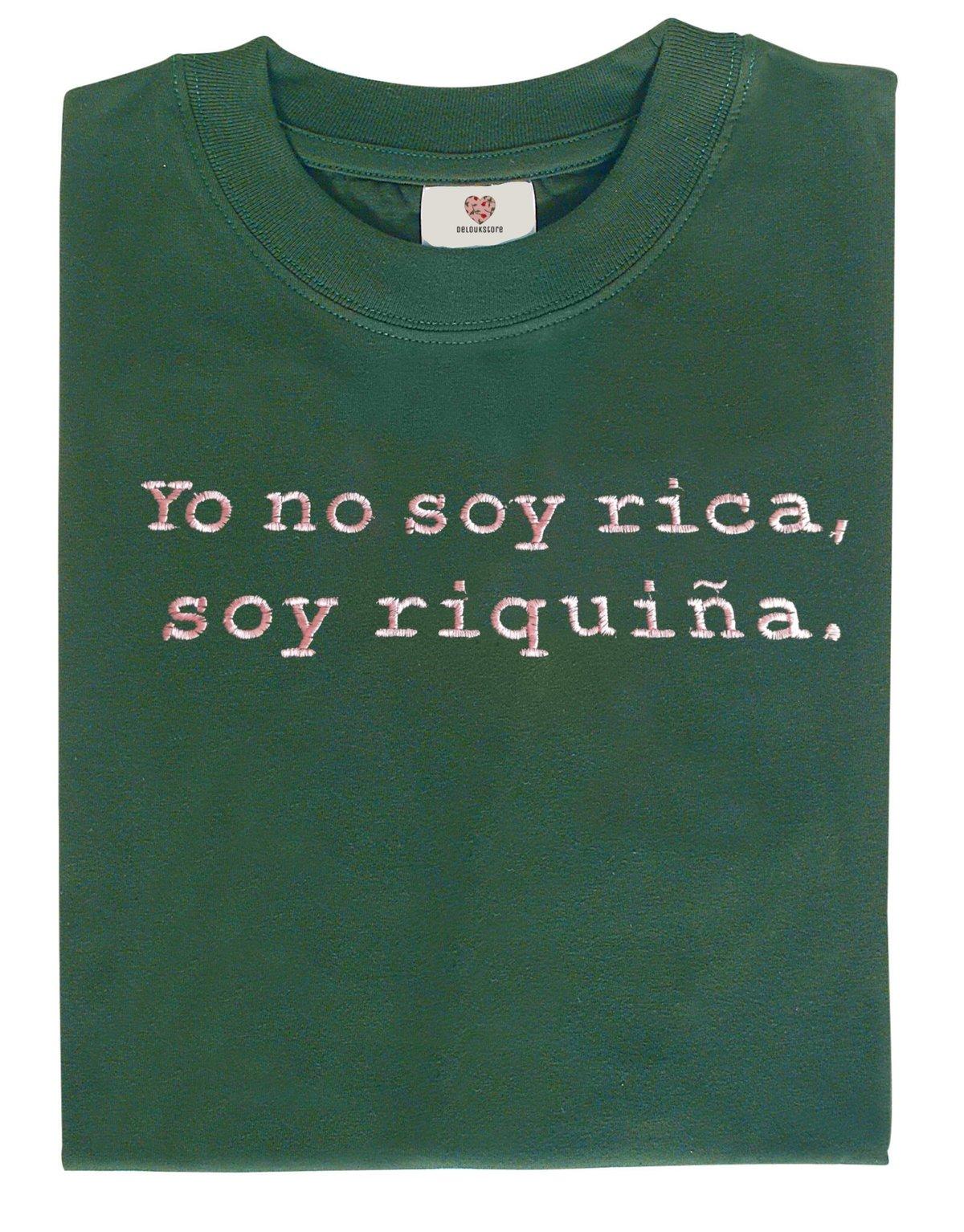 Image of Camiseta Riquiña