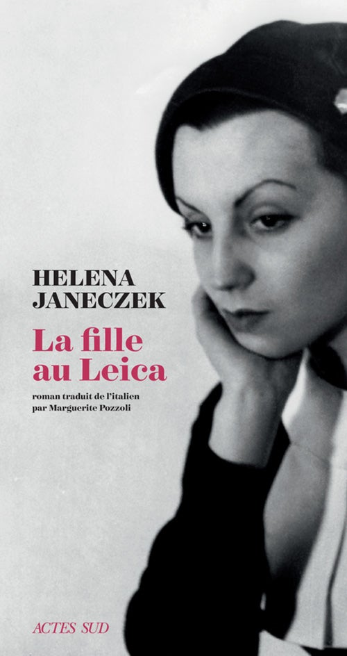 Image of La fille au Leica d'Helena JANECZEK