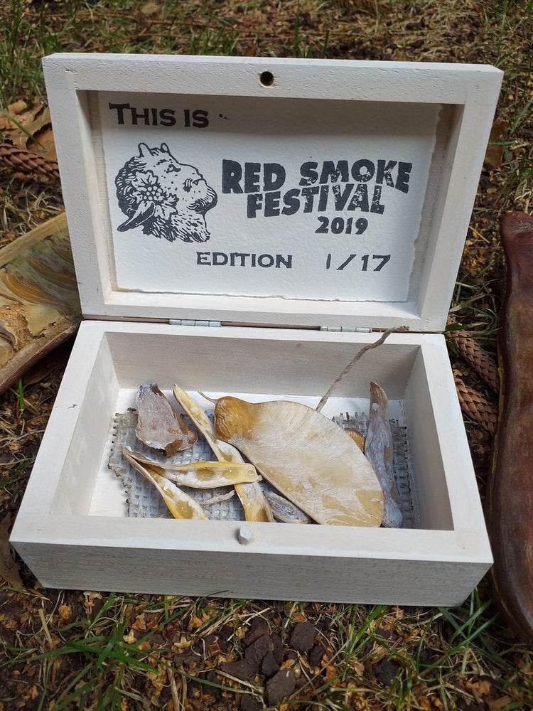 "Image of RED SCALP ""LOST GHOSTS"" /RED SMOKE FESTIVAL EDITION/"