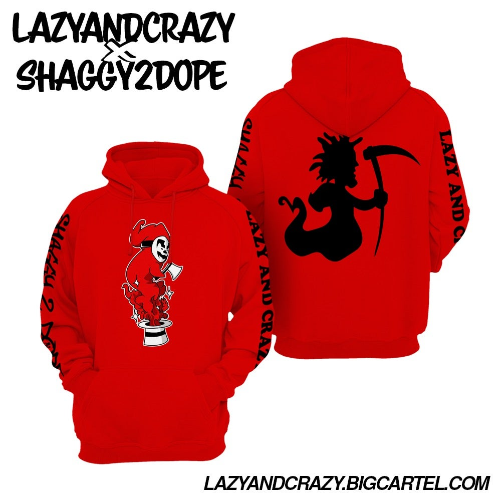 Image of SHAGGY2DOPE HOODIE